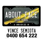 About Face Drive School