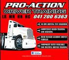 Pro-Action Driver Training