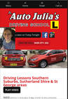 A Auto Julia's Driving School